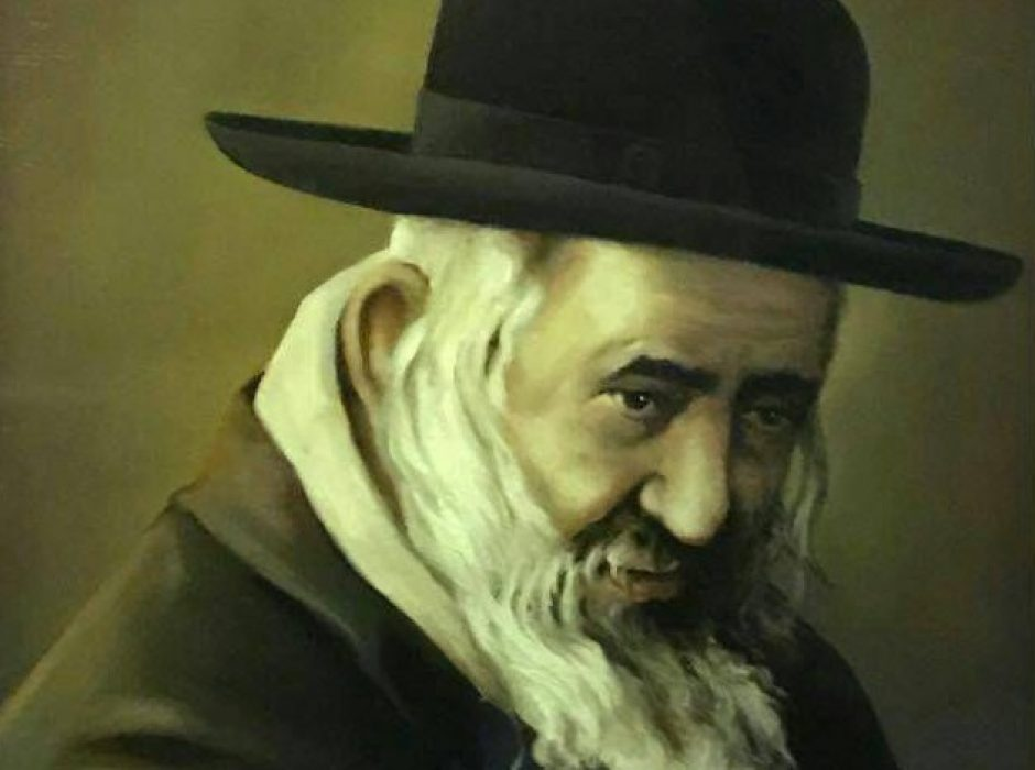 """רבי ישעיה (ב""""ר משה) מקרסטיר"""